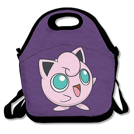Cute Jigglypuff bolsa para el almuerzo, bolsa, bolsa de ...