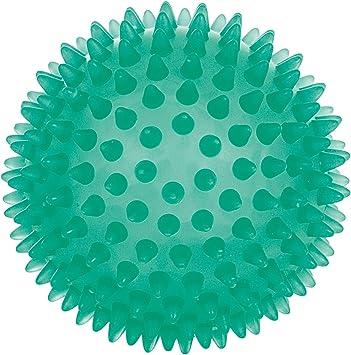 Reflex-BALL pelota de masaje Talla:ø 10 cm - grün-transparent ...