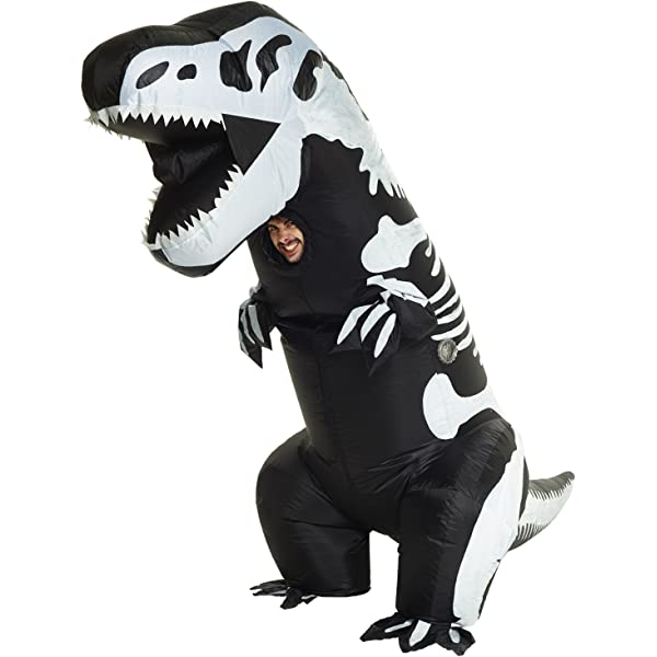 Morphsuits - Disfraz Hinchable de Esqueleto Gigante de ...