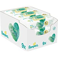 Prima Islak Havlu Mendil Coconut Pure 378 Yaprak 9'lu Fırsat Paketi