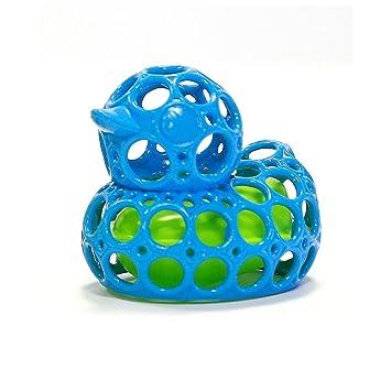 1520ddebe8f179 Oball O-Duckie Bad-Spielzeug-BLUE (Versand aus UK)  Amazon.de  Spielzeug