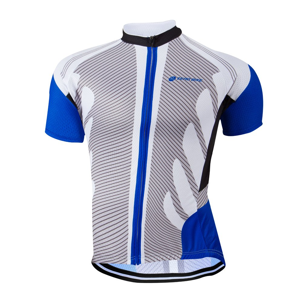 ZEROBIKE Man Summer Sport Cycling Breathable Shirt Quick Dry karru