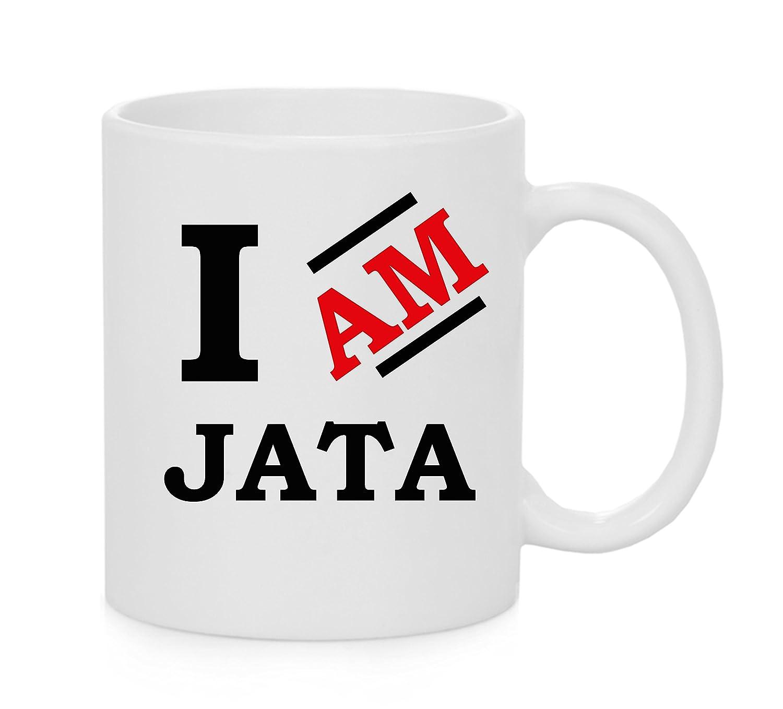 Yo Soy JATA Taza Oficial: Amazon.es: Hogar