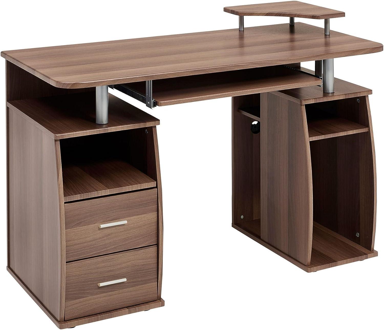 - Amazon.de: Piranha Trading Tetra Desk Dark Walnut PC5w