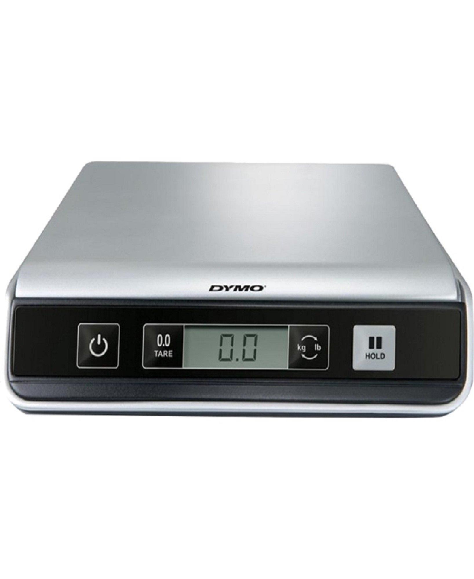 DYMO M25 25LB DIGITAL USB SCALE (Black)