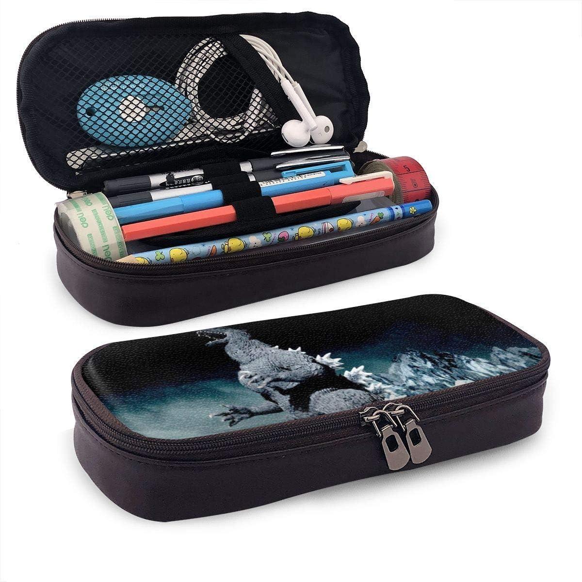 NR - Estuche para bolígrafos y lápices, diseño de god-zi-lla: Amazon.es: Ropa y accesorios