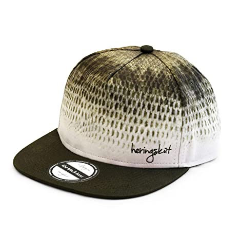 80d9750be77 Amazon.com   heringsküt - Adjustable Fishing Hat Baseball Cap ...