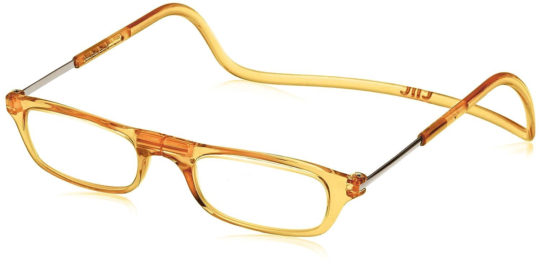 (クリックリーダー) Clic Readers 老眼鏡 B01LY4F9P0 薄型非球面レンズ+3.00 オレンジ オレンジ 薄型非球面レンズ+3.00