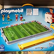 Playmobil-6857 Action Man Playset, Color, Miscelanea (6857 ...