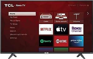 TCL 4K Smart LED TV, 50