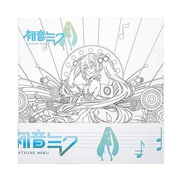 Coolchange Libreta Para Colorear De Vocaloid Cubertura