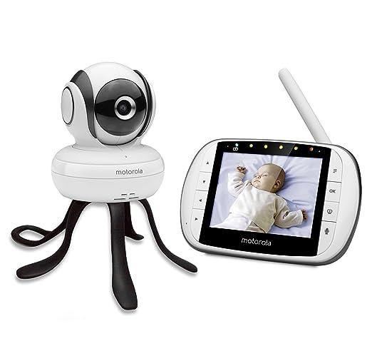 """63 opinioni per Motorola MBP 36SC- Baby monitor video digitale con schermo LCD a colori da 3.5"""","""