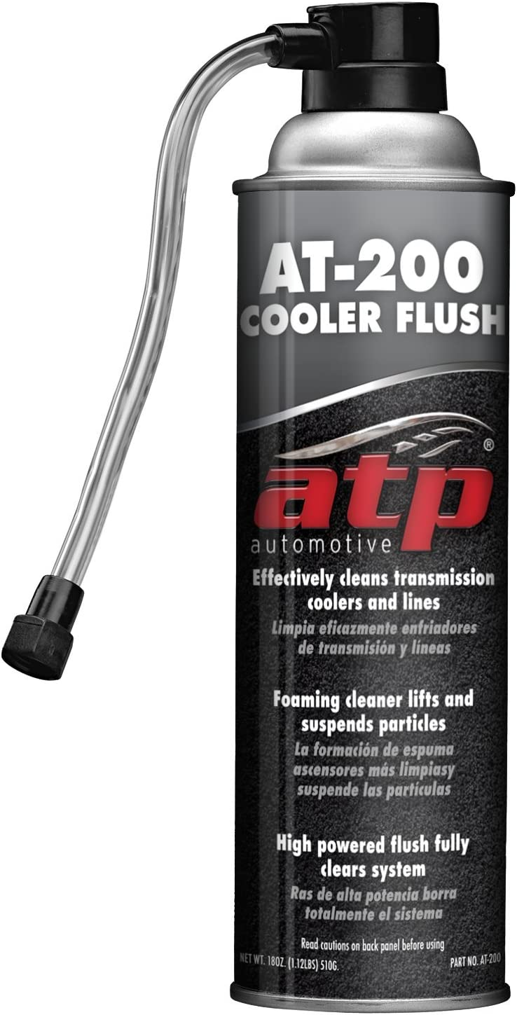 ATP Automotive AT-200 Transmission Cooler Flush