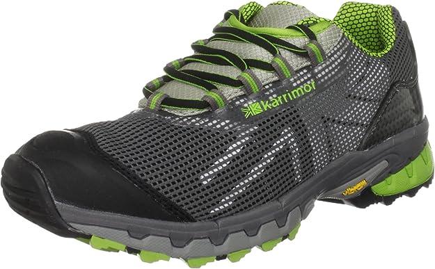 Karrimor Pace K393GGN152 - Zapatillas de Running para Hombre, Color Gris, Talla 41.5: Amazon.es: Zapatos y complementos