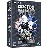 Doctor Who - The Rescue / The Romans [Reino Unido] [DVD]
