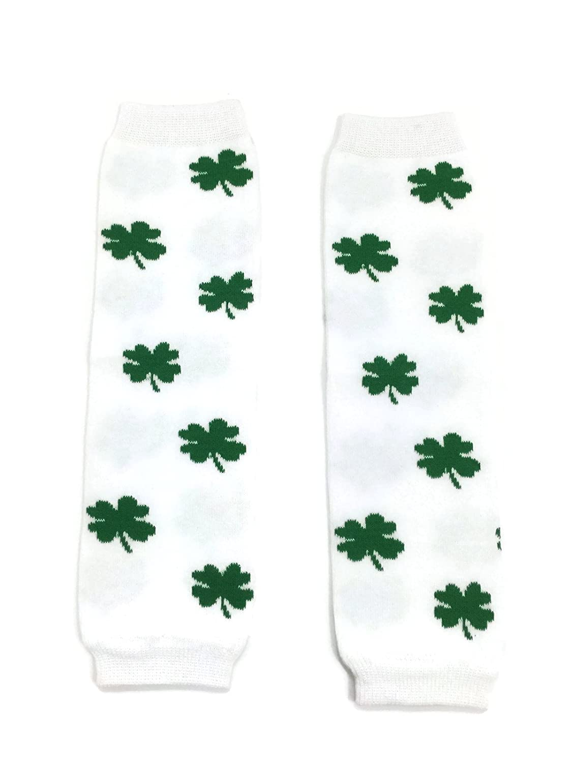 Rush Dance Feast of Saint St Patricks Day Baby//Toddler Leg Warmers