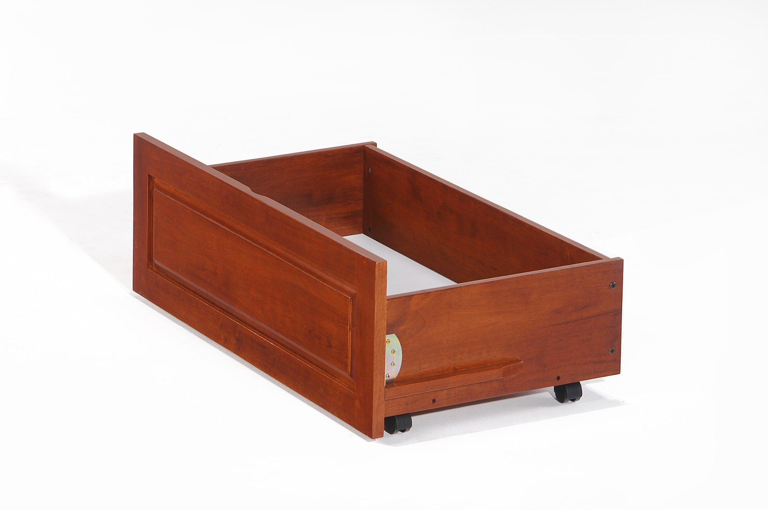 Night & Day Furniture PDR-QEN/EKG-CH Drawer Set (2 Drawers) for Queen or King K Series beds, Cherry