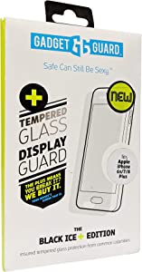 Gadget Guard Apple iPhone 6S/7/8 Plus Insured Tempered Glass Screen Protector