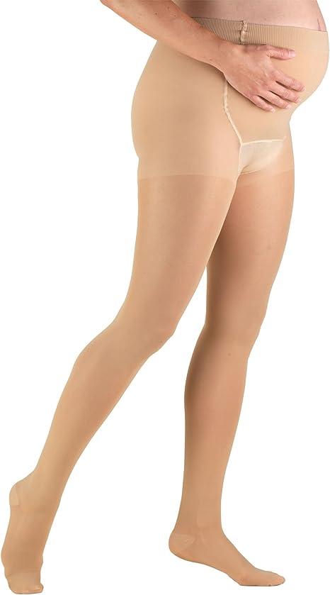 Truform Pantyhose X-Tall 20-30 mmHg Compression Beige