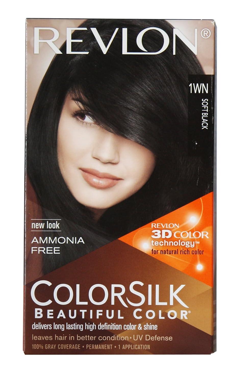 Amazon Revlon Colorsilk Hair Color With 3d Color Technology