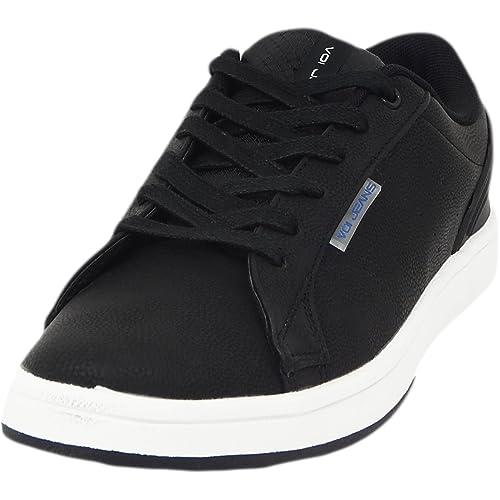 VOI, Sneaker uomo Nero nero, Nero (nero), 44
