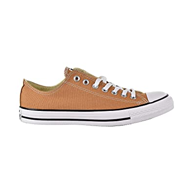 18765f99e8db Converse Unisex Chuck Taylor All Star Ox Low Top Classic Raw Sugar Sneakers  - 11 D