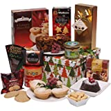 Christmas Box Of Delights Hamper - Xmas Gift Hampers - Food & Wine Gifts