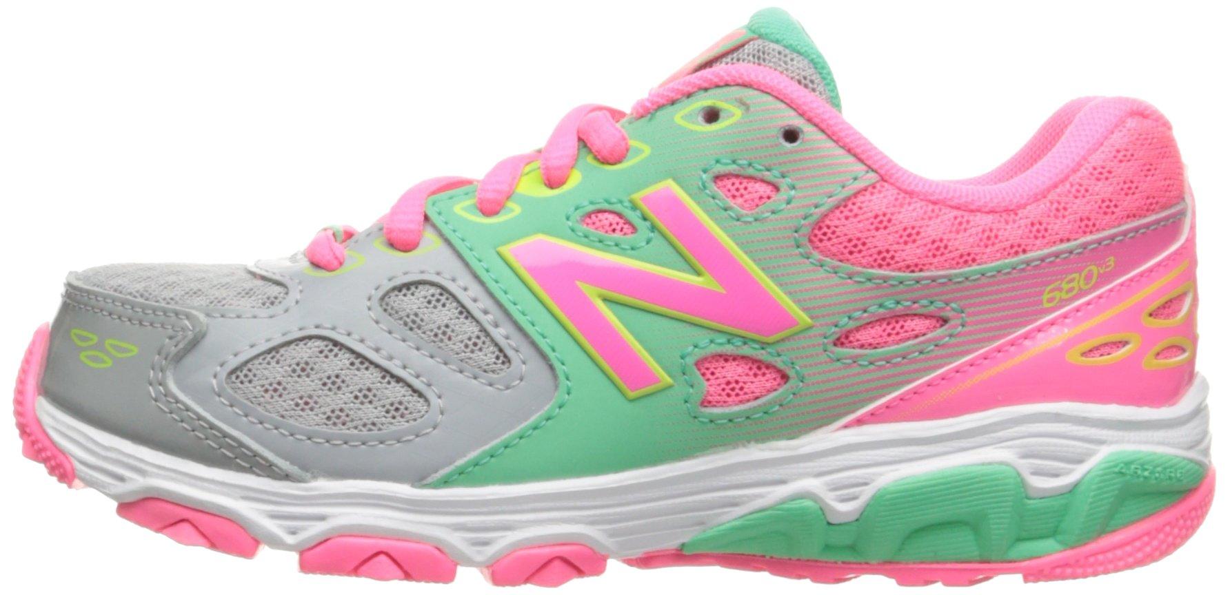 New Balance Kids Kr Running Shoe