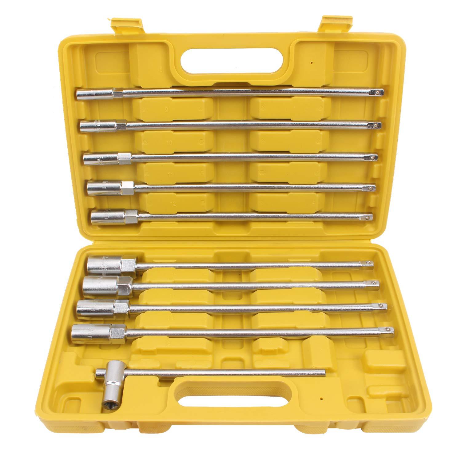 T-Griff Innen-6-Kant sechskant Innensechskant Schraubendreher Stiftschlüssel 8St