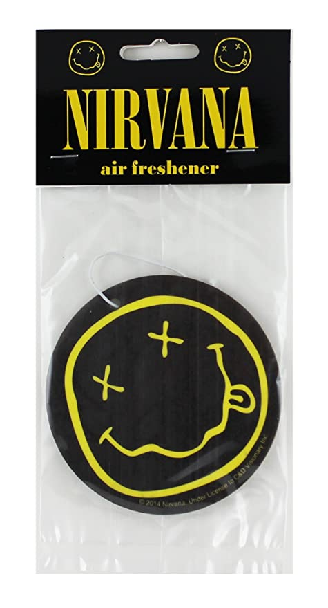 Air Freshener Nirvana Smiley Air Freshener  Amazon.co.uk  Kitchen   Home 35df2105e