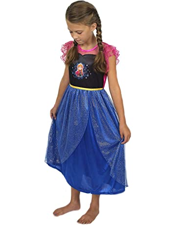 598ef235f359 Disney Girls  Princess Fantasy Nightgowns