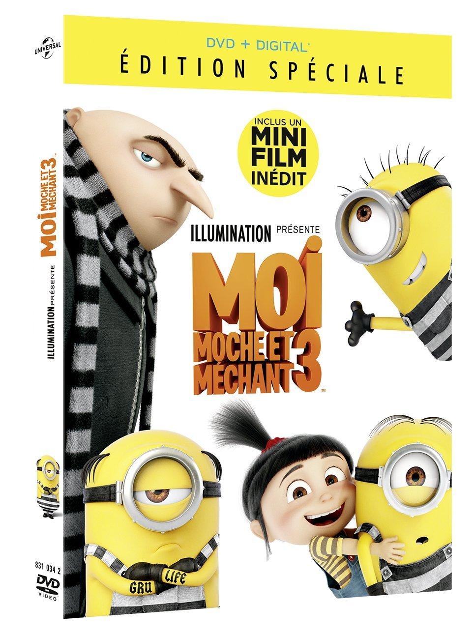 Moi, moche et méchant 3 [Édition spéciale - DVD +...