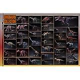2542ピース ジグソーパズル パズルの超達人EX 恐竜コレクション スーパースモールピース(50x75cm)