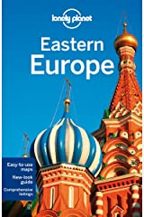 Lonely Planet Eastern Europe Paperback