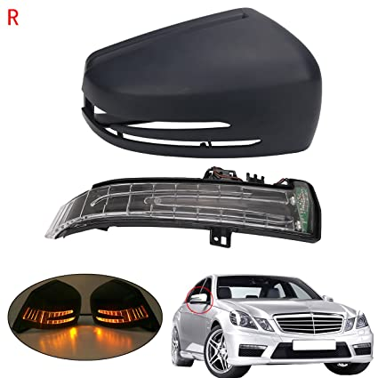 Amazon com: Right side Door Rear view Mirror Cover & Turn