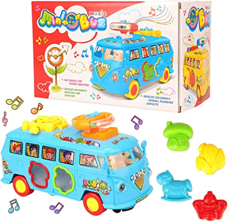 Haktoys Toy Smart House Cube Building Block Kit Cottage Touch-n-Learn Fun Educational Learning Engineering STEM Play Activity Center Boys /& Girls Safe /& Durable Great Gift Toy for Toddlers Kids