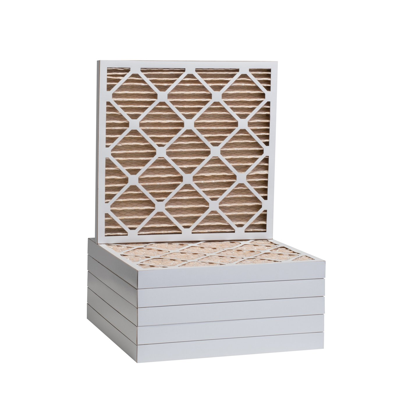 Pleated Fabric Pack of 6 ReplacementBrand P15S-611830-6-PACK P15S-611830 Pleated Air Filter MERV 11 18 x 30 x 1 18 x 30 x 1 Commercial Water Dist P15S-622424-6-PACK