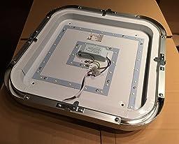 AmazondeKundenrezensionen MCTECH 36W LED Dimmbar Deckenleuchte