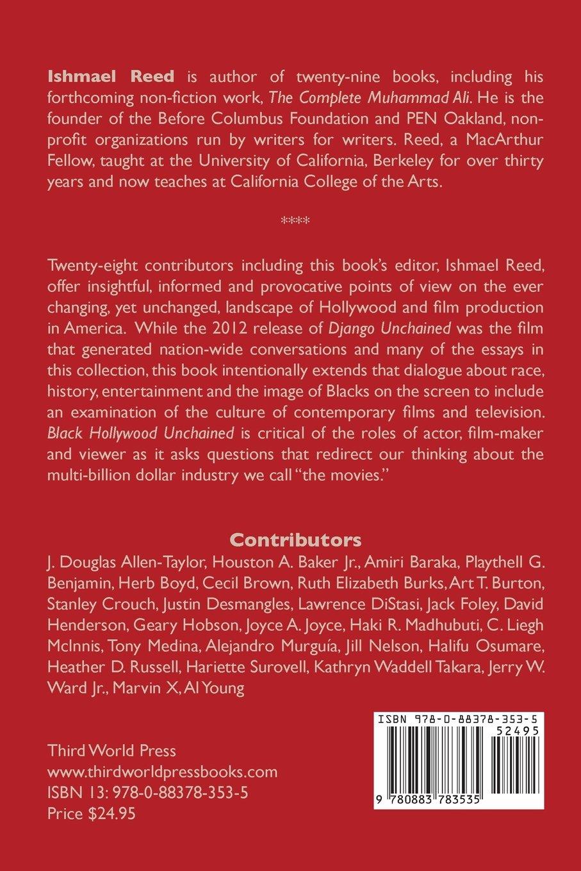 Black Hollywood Unchained: Ishmael Reed: 9780883783535: Amazon: Books