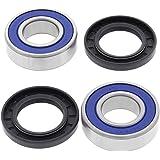 Amazon com: New All Balls Rear Wheel Bearing Kit 25-1396 for