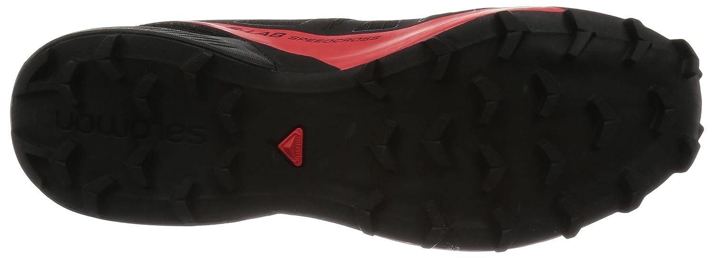Salomon Unisex-Erwachsene L39122100 Trekking- & Wanderhalbschuhe Schwarz 6.5 6.5 6.5 UK 756fd0