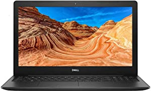 2021 Newest Dell Inspiron 3000 Laptop, 15.6 HD Display, Intel Pentium Gold 5405U Processor, 16GB RAM, 1TB SSD, Online Meeting Ready, Webcam, WiFi, HDMI, Bluetooth, Win10 Home, Black