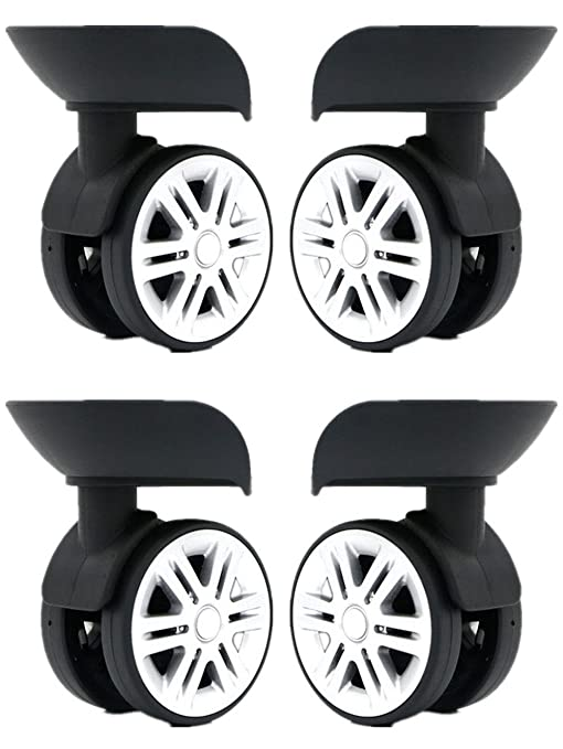 80a5736d1812 Amazon.com : Replacement luggage wheels W059# (Di Long) spinner ...