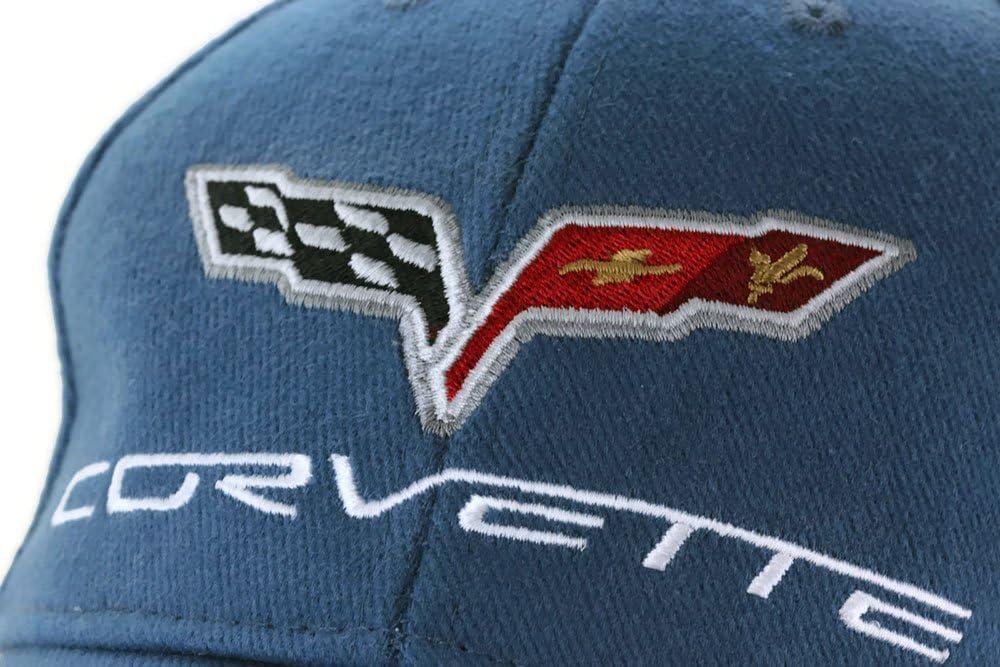drapeaux en raie logo de course Casquette de baseball Corvette C6 par DanteGTS Chapeau de camionneur
