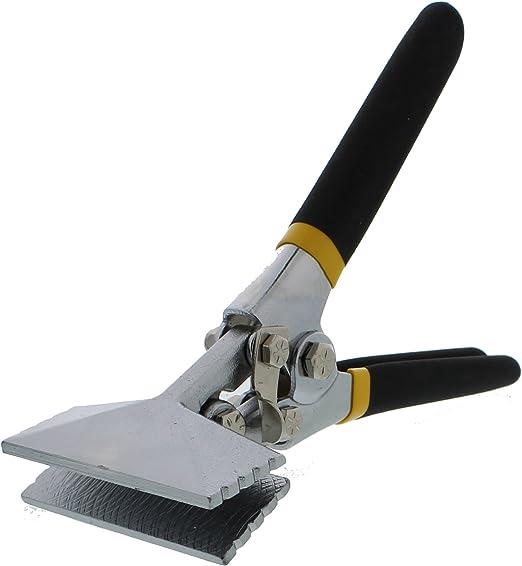 "6/"" 3/'/' Jaw Straight Sheet Metal Seamer Flatten /& Bend Manual Power Tool"