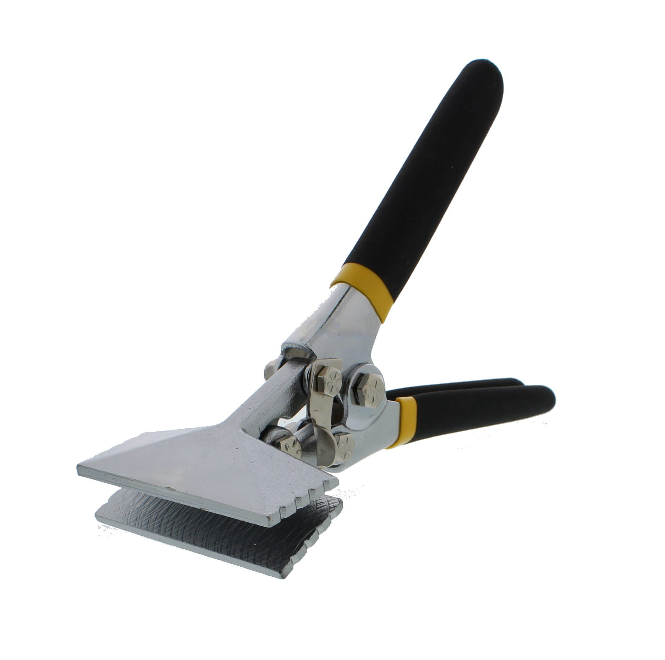 "ABN 3"" Inch Straight Metal Hand Seamer – For Bending and Flattening Sheet Metal"