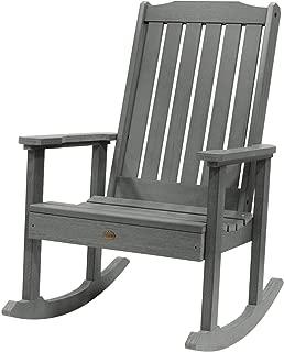 product image for Highwood Lehigh Rocking Chair, Coastal Teak