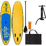 EXPLORER SUP DRIFTER 290 x 75 x 10 cm Inflatable Isup aufblasbar Alu-Paddel Stand Up Paddle Board Set Pumpe Surfboard Aqua Paddelset
