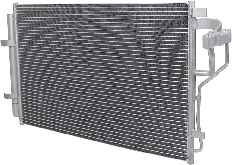 AC Condenser For Kia Forte Forte5 2.0 2.4 Hyundai Elantra GT 1.8 3967