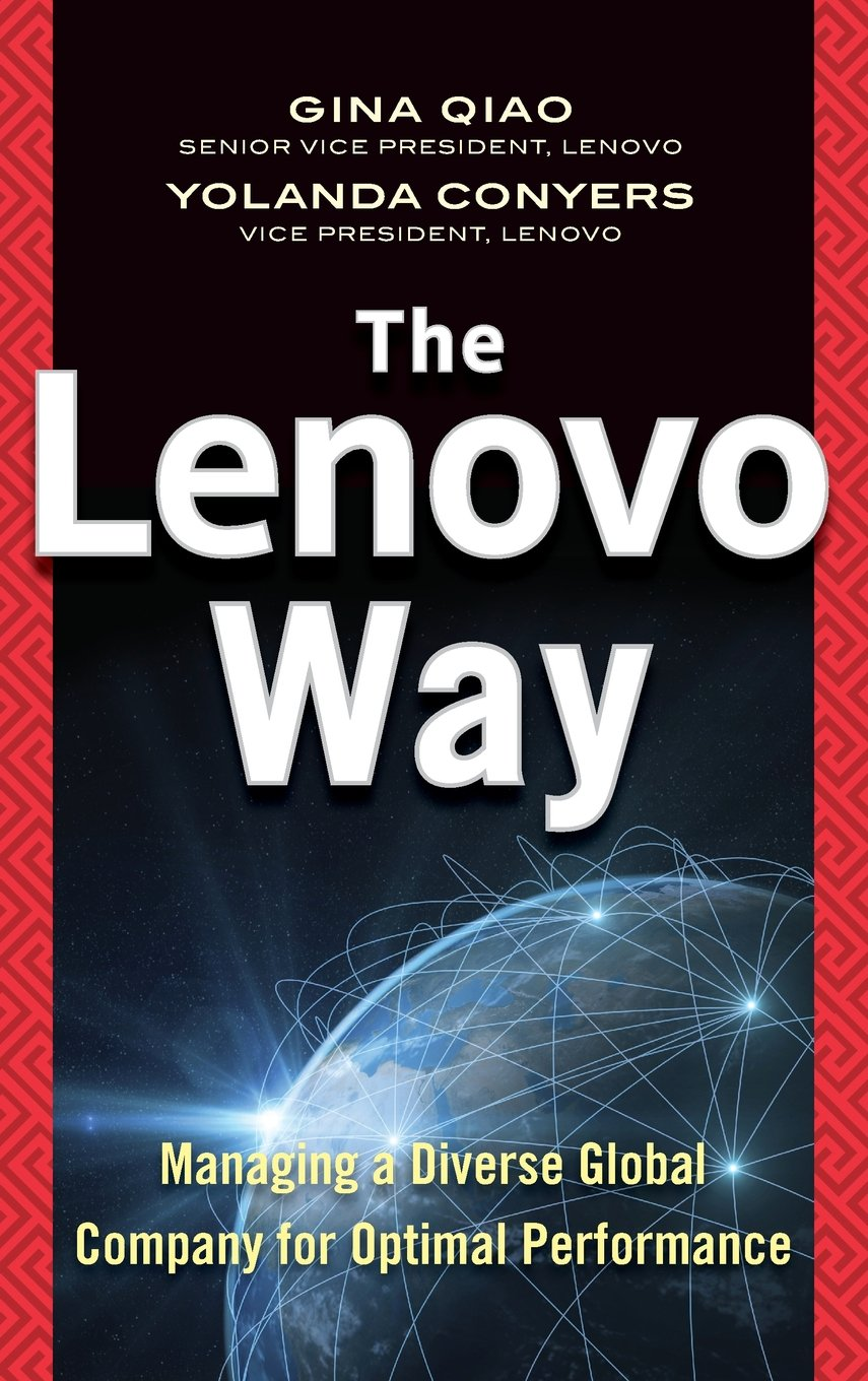 lenovo building a global brand